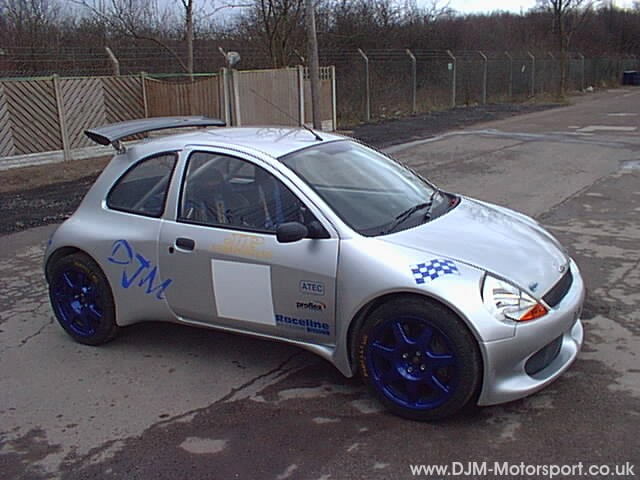 Ford Ka Wide Arch Body Kit
