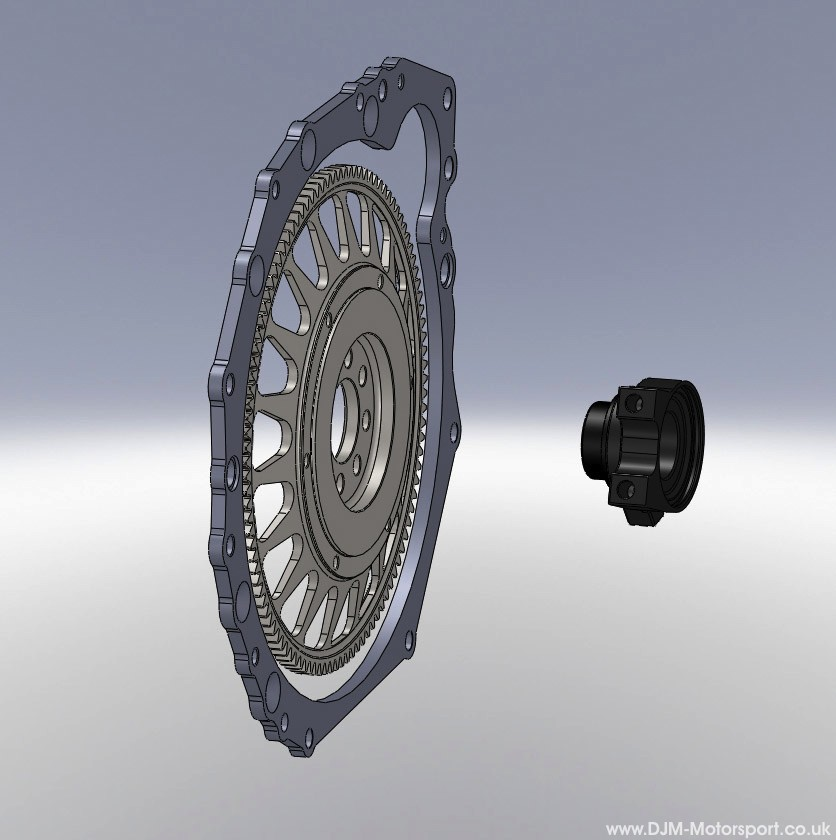 DJM Motorsport || Transmission Design