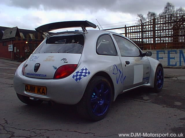 Djm Motorsport Ford Djm Ka Body Kit